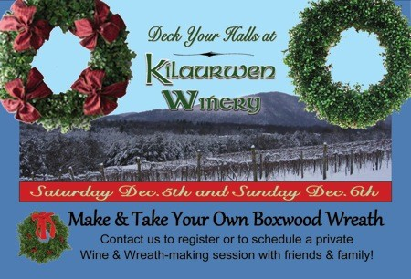Wreathmaking postcard 2